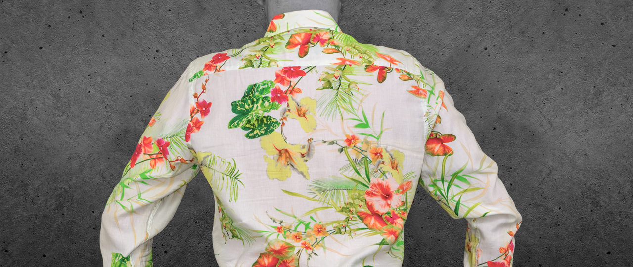 Herrenhemd Joy of Light - Paul von Alpen - premium shirts