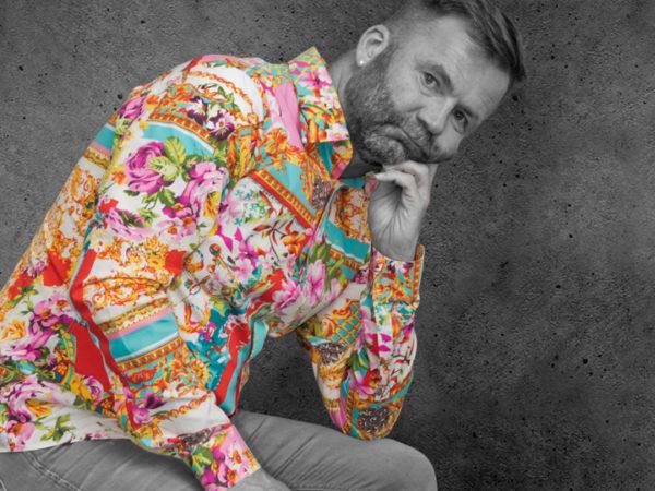 Designerhemd Harem - Paul von Alpen