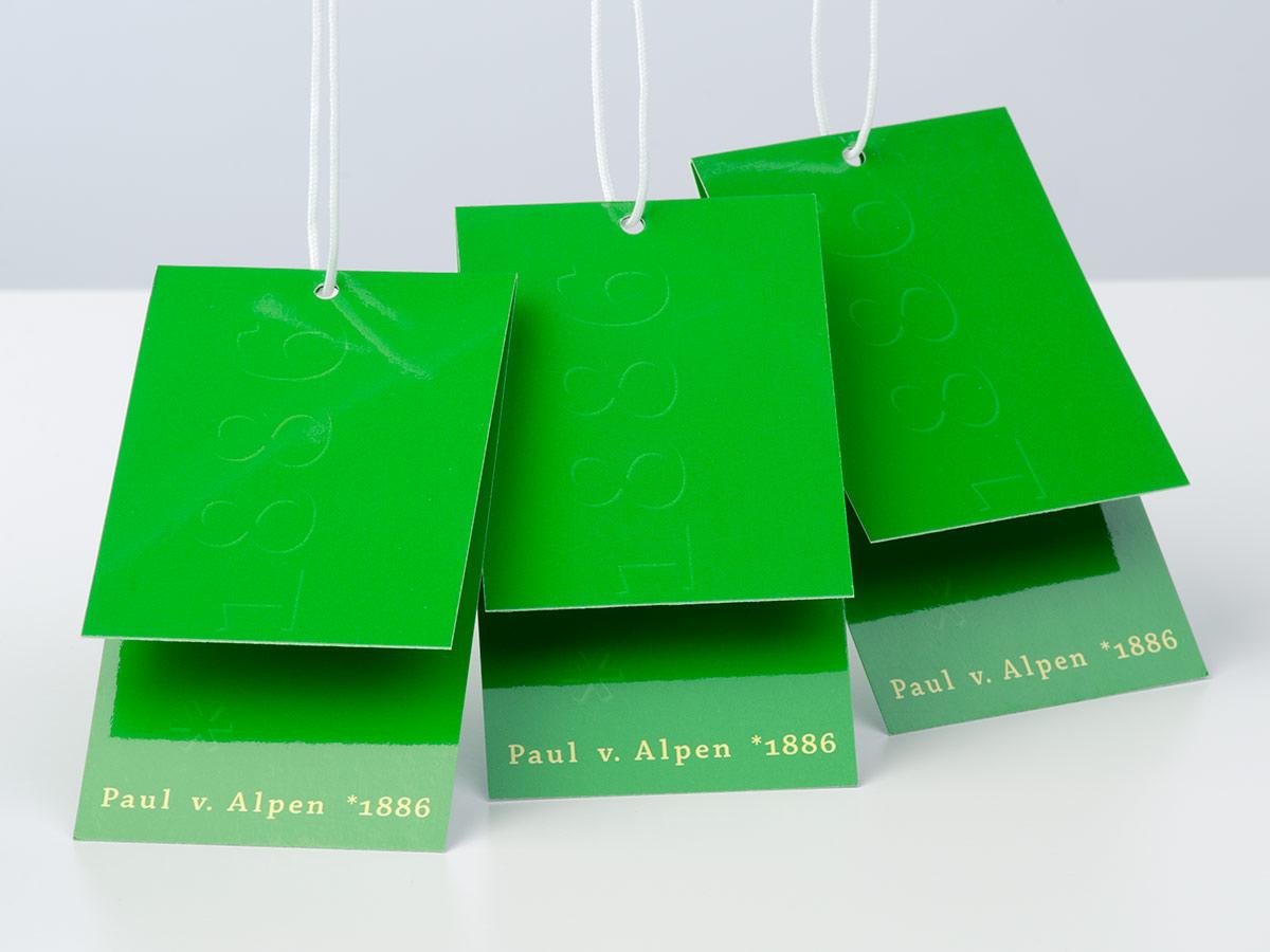 Label - Paul von Alpen