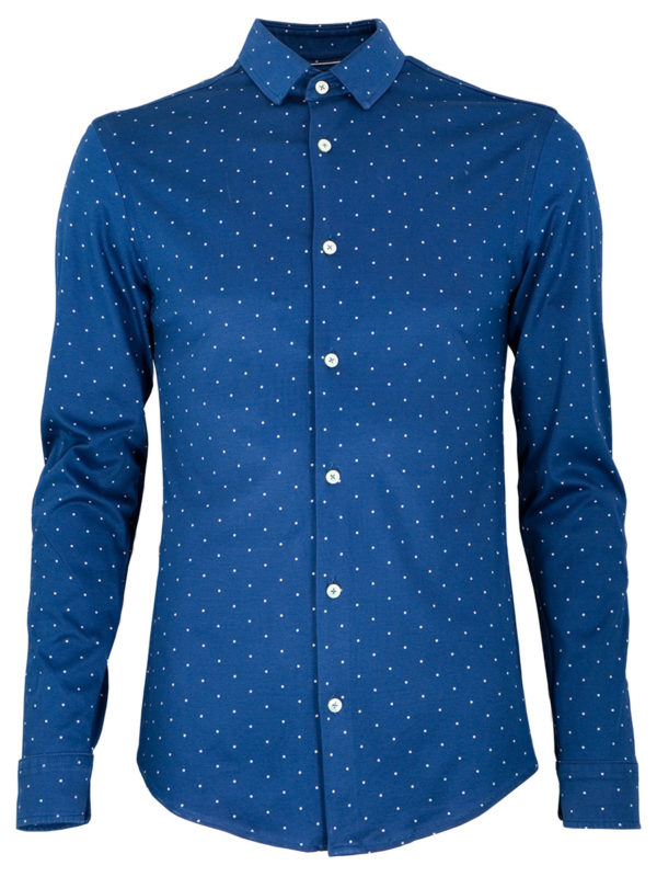 Jerseyhemd Pünktchen - Paul von Alpen