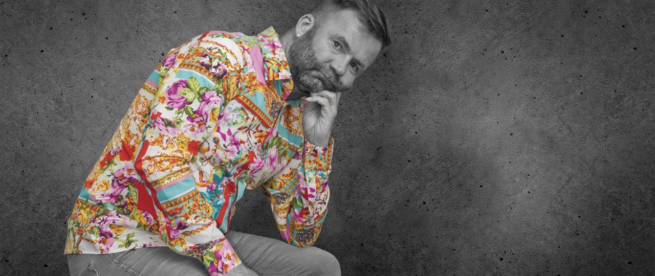 Harem - Paul von Alpen - extravagante Herrenhemden - design shirt