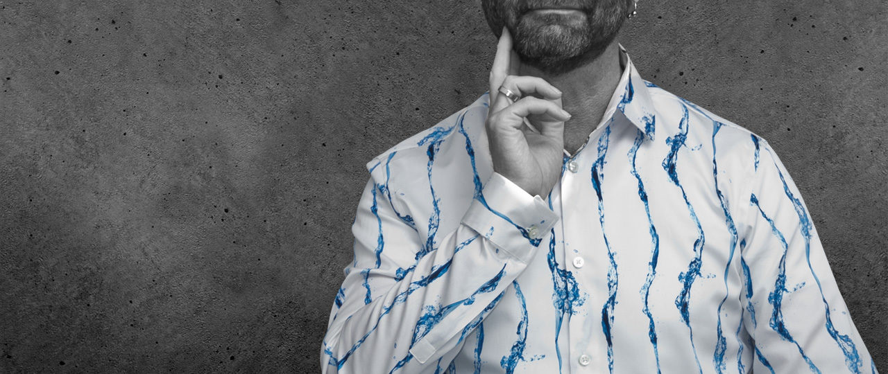 Pearls of Water - Paul von Alpen - casual shirts - edle Hemden
