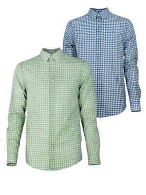 Freizeithemd Noble Dots - Paul von Alpen - casual shirt
