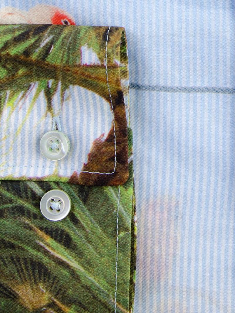 Herrenhemd Birdy - Paul von Alpen - fashion shirt