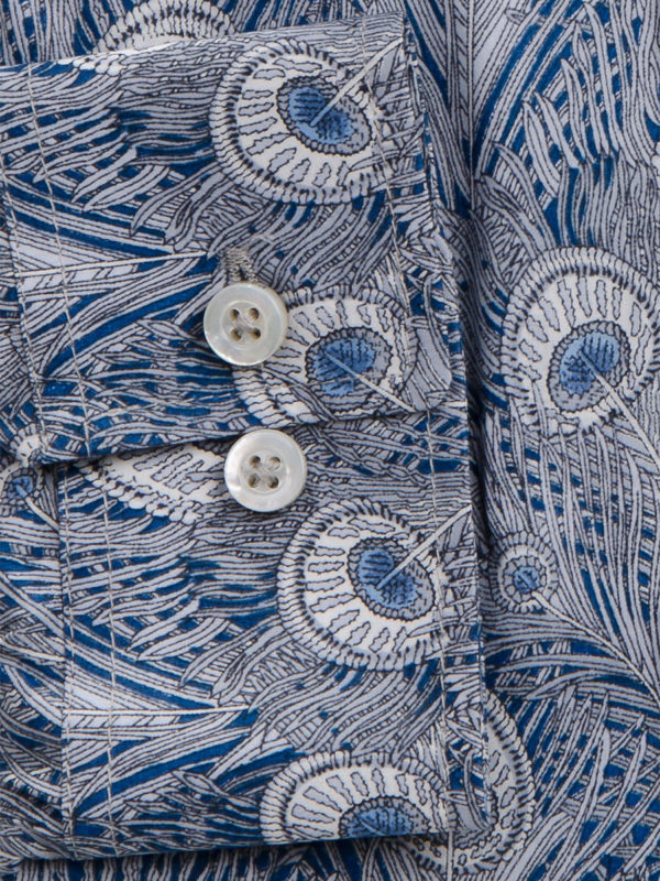 Oberhemd Blue Eye - Paul von Alpen - men's shirts