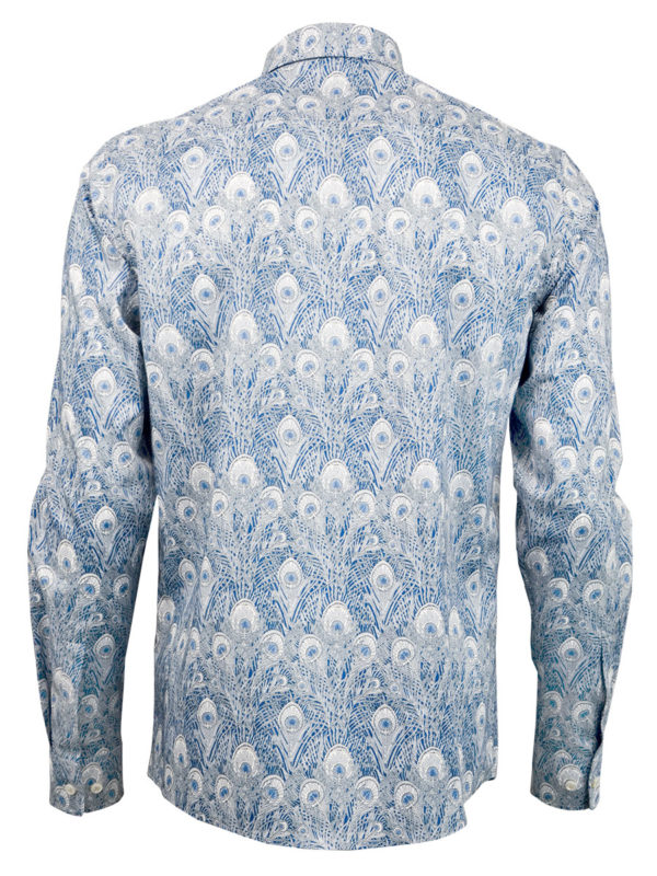 Herrenhemd Blue Eye - Paul von Alpen - men's shirt