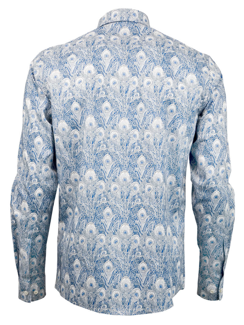 Oberhemd Blue Eye - Paul von Alpen - men's shirt