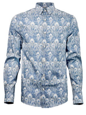 Herrenhemd Blue Eye - Paul von Alpen - men's shirt