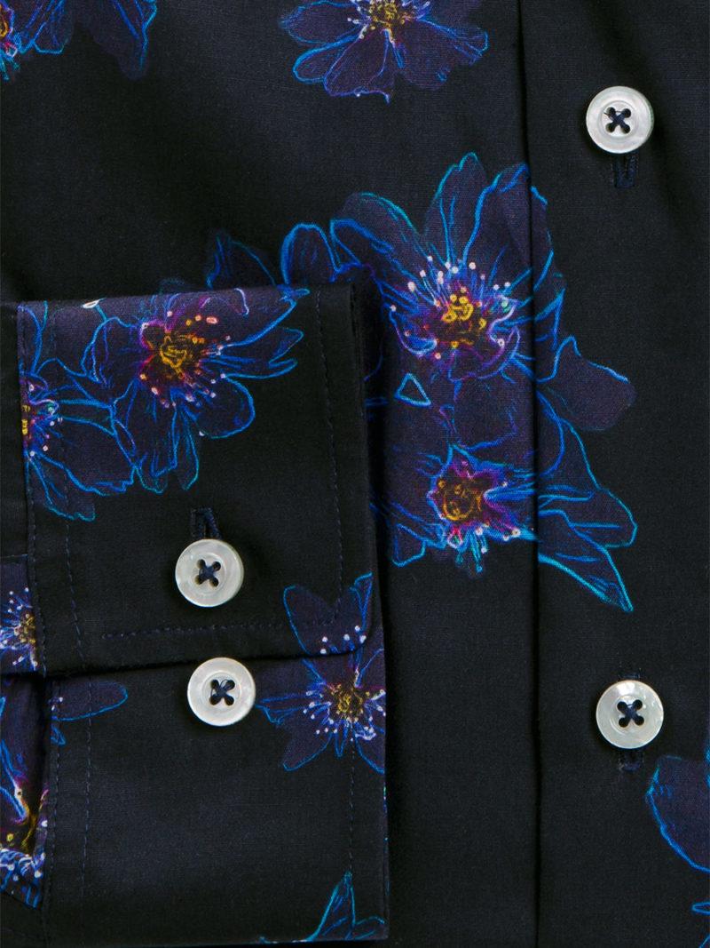Herrenhemd Crystal Fire - Paul von Alpen - hochwertiges Hemd