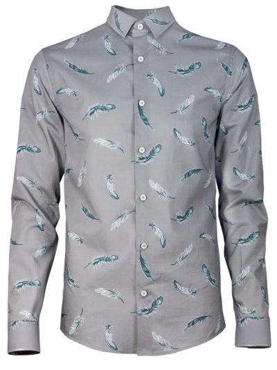 Herrenhemd Floating Fall - Paul von Alpen - casual shirt
