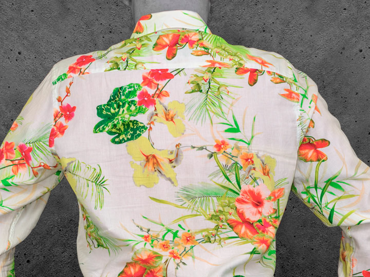 Sommerhemd Joy of Light - Paul von Alpen - summer shirts