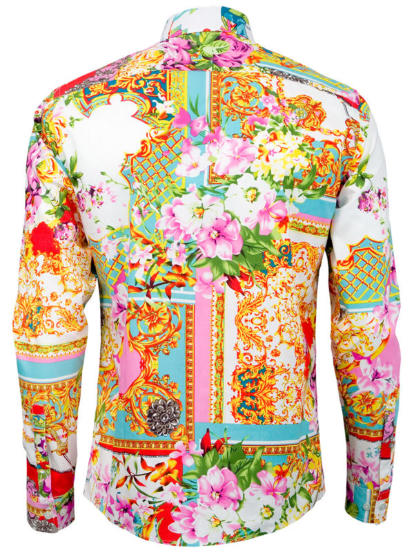 Designhemd Harem - Paul von Alpen - colored shirt