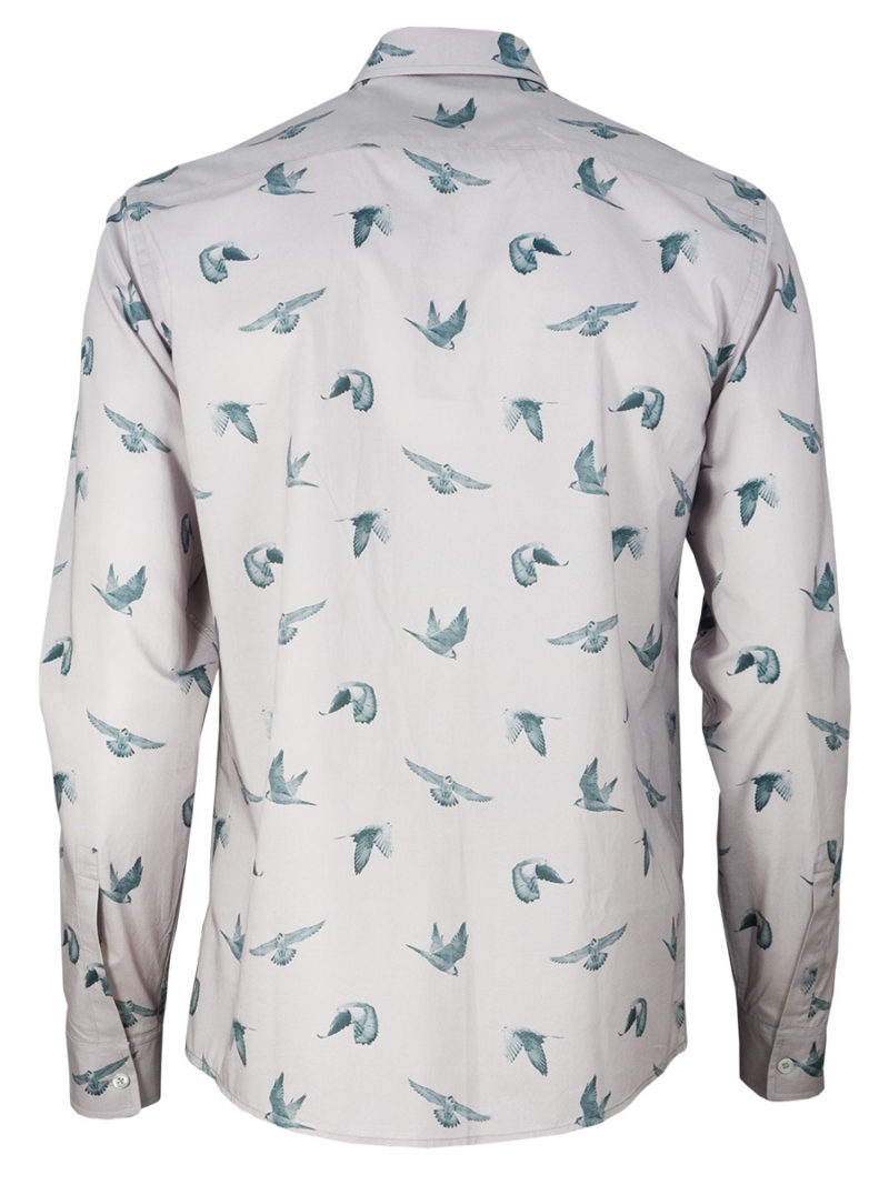 Edles Herrenhemd Night Hawk - Paul von Alpen - noble shirt