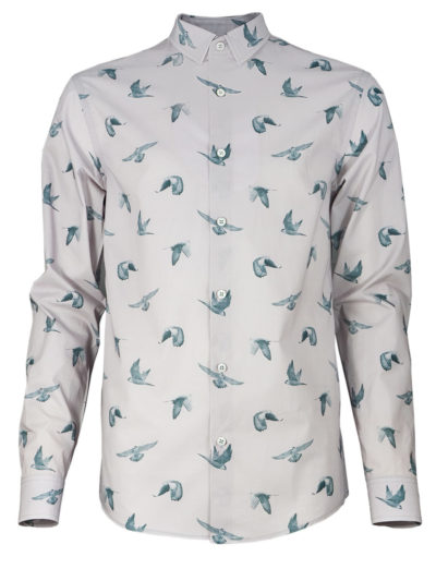 Edles Herrenhemd Night Hawk - Paul von Alpen - edles Herrenhemd - noble shirt