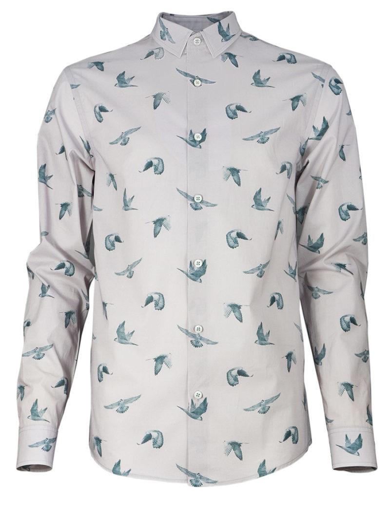 Edles Herrenhemd Night Hawk - Paul von Alpen - edles Herrenhemd - noble shirt