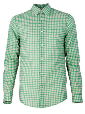 Freizeithemd Noble Dots - Paul von Alpen - casual shirt