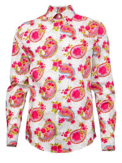 Paisleyhemd Oriental Prince - Paul von Alpen - Paisley shirt