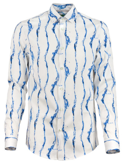 Herrenhemd Pearls of Water - Paul von Alpen - men's shirt