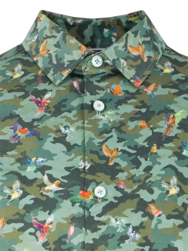 Herrenhemd Phoenix - Paul von Alpen - men's shirt