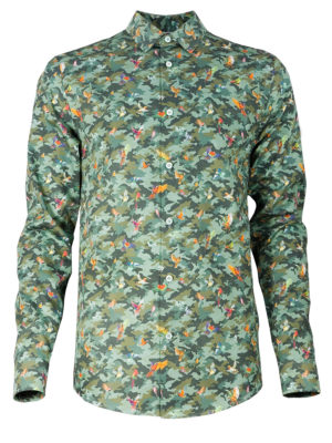 Herrenhemd Phoenix - Paul von Alpen - men's shirt