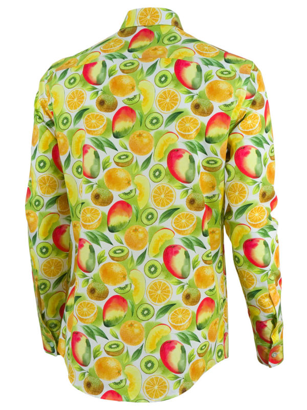 Ausgefallenes Designerhemd Sweet Temptation - Paul von Alpen - fashion shirt