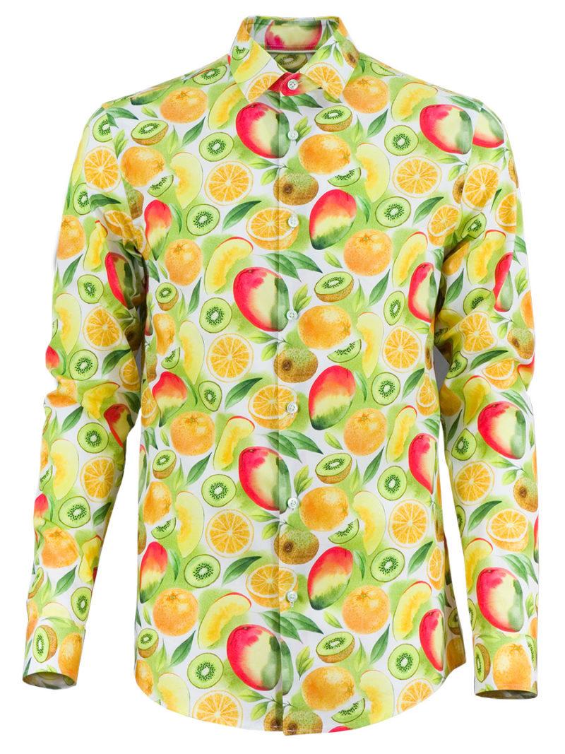 Ausgefallenes Designerhemd Sweet Temptation - Paul von Alpen - fashion shirt - edle Hemden