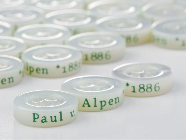 Paul von Alpen - Perlmuttknopf - außergewöhnliche Hemden