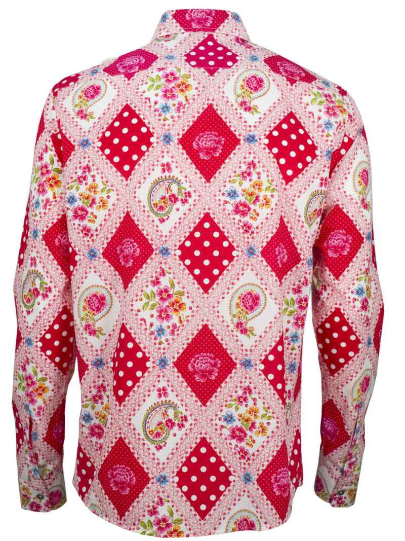 King of Bavaria - Paul von Alpen - Trachtenhemd - modische Hemden - fashion shirt