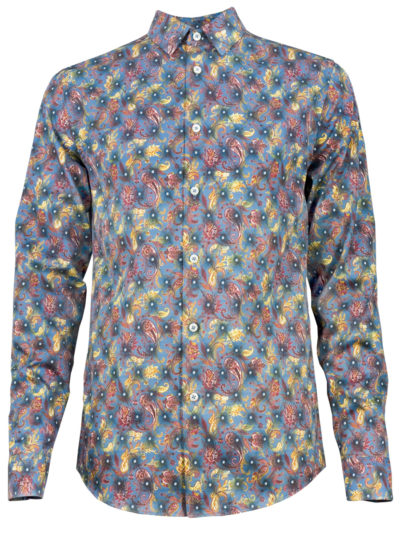 Louis XIV - Paul von Alpen - ausgefallenen herrenhemd - fancy shirt
