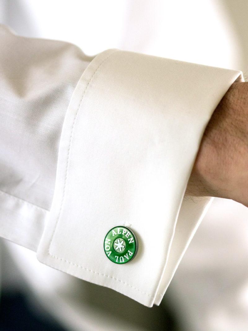Manschettenknöpfe PvA für das klassische Herrenhemd - Paul von Alpen
