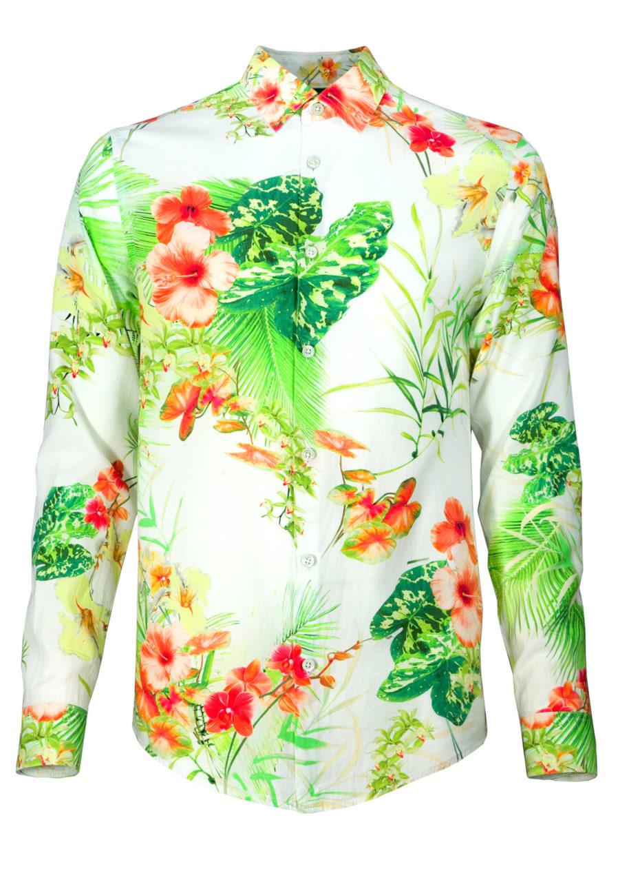 Sommerhemd Joy of Light - Paul von Alpen - summer shirt