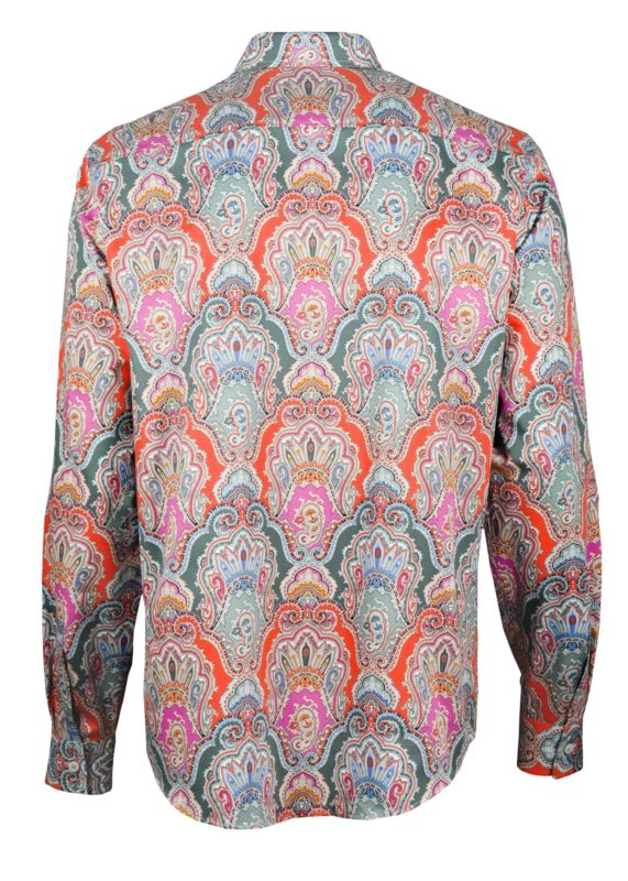 Elegantes Herrenhemd Ornament - Paul von Alpen - elegant men's shirt