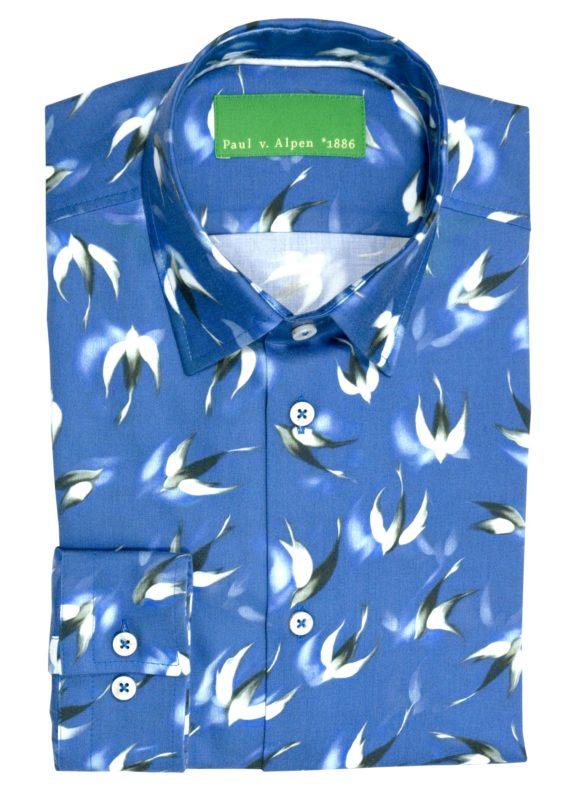Designhemd Swift - Paul von Alpen - designer shirt
