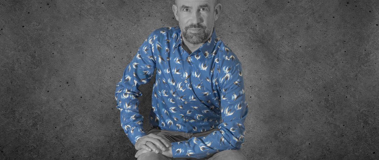 Designhemd Swing - Paul von Alpen - designer shirt