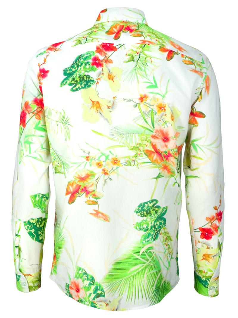 Florales Sommerhemd Joy of Light - Paul von Alpen - summer shirt